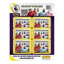 Panini Tabloid 2019 Football Sticker Collection Multipack