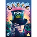 Charlie and the Chocolate Factory 2005 DVD