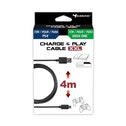 Sonic The Hedgehog Subsonic Play & Charge Cable XXL PS4 Xbox One