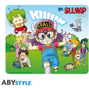 Dr Slump - Arale And Friends Mouse Mat