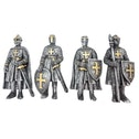 Defend the Realm (Set of 4) Knight Magnets