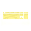 Mionix Keycaps Full Set For Wei Mechanical RGB Gaming Keyboard (French Fries US/UK)