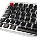Glorious PC Gaming Race ABS-Doubleshot - 105 Keys Black UK Layout