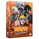 Naruto Unleashed Complete Series 3 Box Set DVD