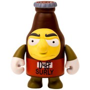 Kidrobot The Simpsons: 3 inch Surly Duff