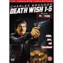 Death Wish 1-5 Complete Collection DVD