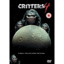 Critters 4: Critters In Space DVD