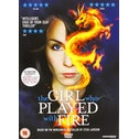 The Girl Who Played With Fire (2016) DVD