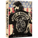 Sons Of Anarchy - Series 1 - Complete DVD 4-Disc Set