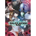 Baldr Force EXE - Complete OVA Series (Episodes 1-4) DVD