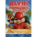 Alvin & The Chipmunks Chipwrecked DVD