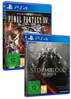 Playstation 4 Final Fantasy 14 Double Pack