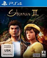 Playstation 4 - Shenmue III (Day One Edition)