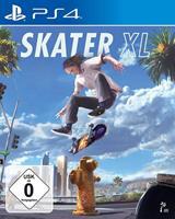 Skater XL, 1 PS4-Blu-ray Disc