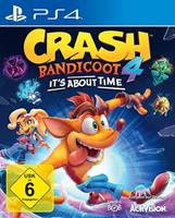 Crash Bandicoot 4, It's about time, 1 PS4-Blu-ray Disc