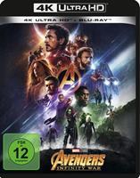 Avengers - Infinity War - 4K+2D (2 Disc)