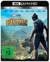 Black Panther - 4K+2D (2 Disc)