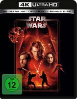 Star Wars - Episode III - Revenge of the Sith 4K+2