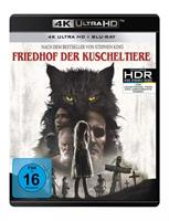 Friedhof der Kuscheltiere 4K, 1 UHD-Blu-ray + 1 Blu-ray