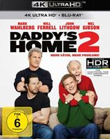 Daddy's Home 2 - Mehr Väter, mehr Probleme! 4K, 2 UHD-Blu-ray