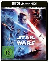Star Wars - Der Aufstieg Skywalkers - 4K + 2D