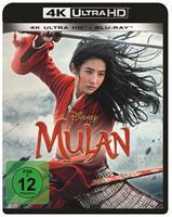 Mulan (Live Action) 4K + 2D BD (2 Discs)