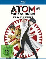 Atom the Beginning. Vol.1, 1 Blu-ray