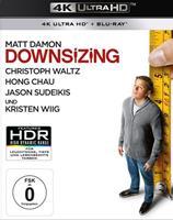 Downsizing 4K, 2 UHD-Blu-ray