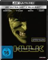 Der unglaubliche Hulk 4K, 2 UHD-Blu-ray (Ungeschnittene Kinoversion)