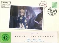 Violet Evergarden. Staffel.1.4, 1 Blu-ray (Limited Special Edition)