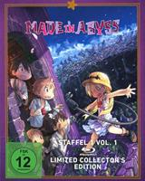 Made in Abyss. Staffel.1.1, 1 Blu-ray (Limited Collector's Edition)