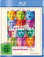 Der Gott des Gemetzels, 1 Blu-ray