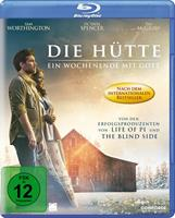 Die Hütte - ein Wochenende mit Gott, 1 Blu-ray