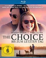 The Choice - Bis zum letzten Tag, 1 Blu-ray
