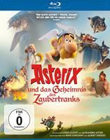 Asterix und das Geheimnis des Zaubertranks, 1 Blu-ray
