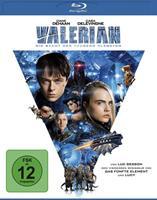 Valerian - Die Stadt der tausend Planeten, 1 Blu-ray