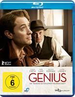 Genius - Die tausend Seiten einer Freundschaft, 1 Blu-ray