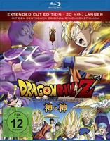 Dragonball Z: Kampf der Götter, 1 Blu-ray (Extended Cut Edition)