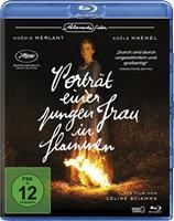Porträt einer jungen Frau in Flammen, 1 Blu-ray