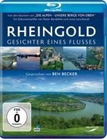 Rheingold - Gesichter eines Flusses, 1 Blu-ray