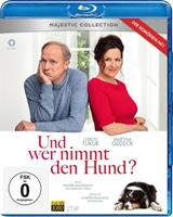 Und wer nimmt den Hund, 1 Blu-ray
