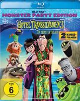 Hotel Transsilvanien 3 - Ein Monster Urlaub, 1 Blu-ray