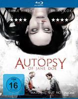 The Autopsy of Jane Doe, 1 Blu-ray