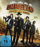 Zombieland: Doppelt hält besser, 1 Blu-ray