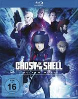 Ghost in the Shell - The New Movie, 1 Blu-ray