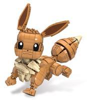 Mattel Pokémon Mega Construx Wonder Builders Construction Set Jumbo Eevee 29 cm