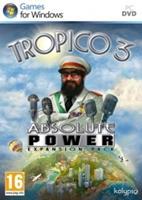 Kalypso Tropico 3 Absolute Power (Add-On)