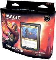 Wizards of The Coast Magic The Gathering - Commander Legends Commander Deck Arm for Battles