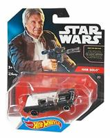 Hotwheels Hot Wheels Star Wars Han Solo Character Car