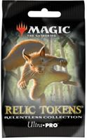 Ultra Pro Magic the Gathering TCG Relic Tokens - Relentless Collection
